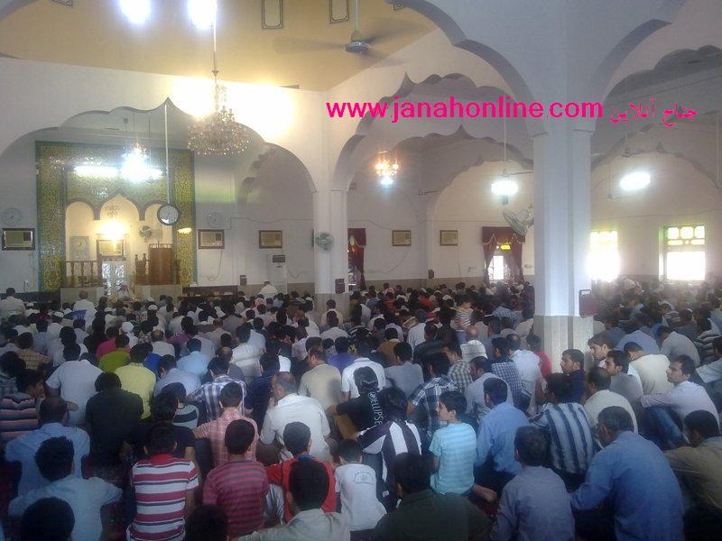 برگزاری نماز استسقا ( طلب باران ) در جناح هرمزگان + گزارش تصویری