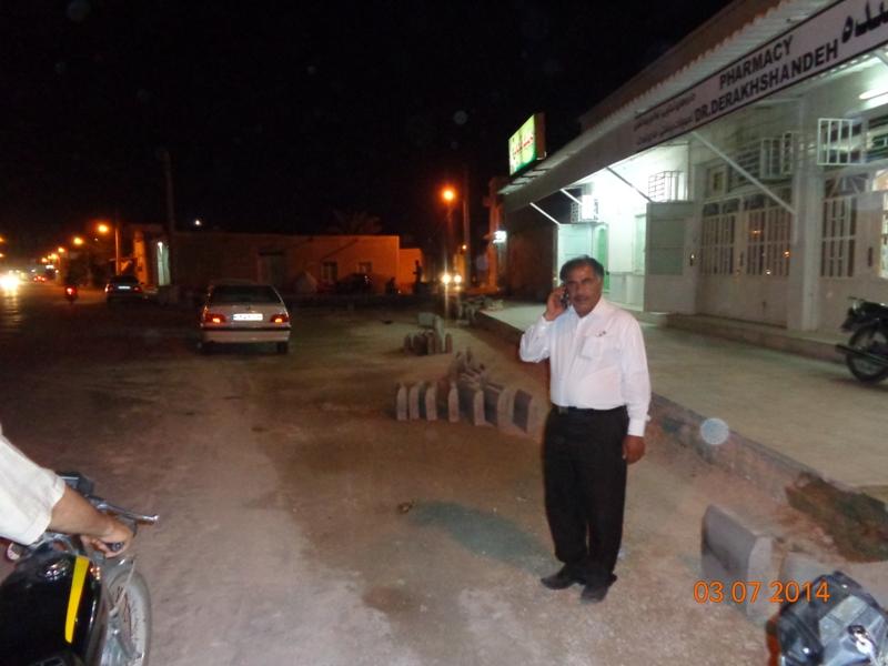 برگ تحولات شهر جناح رقم می خورد / ایجاد پارکینگ های شهری